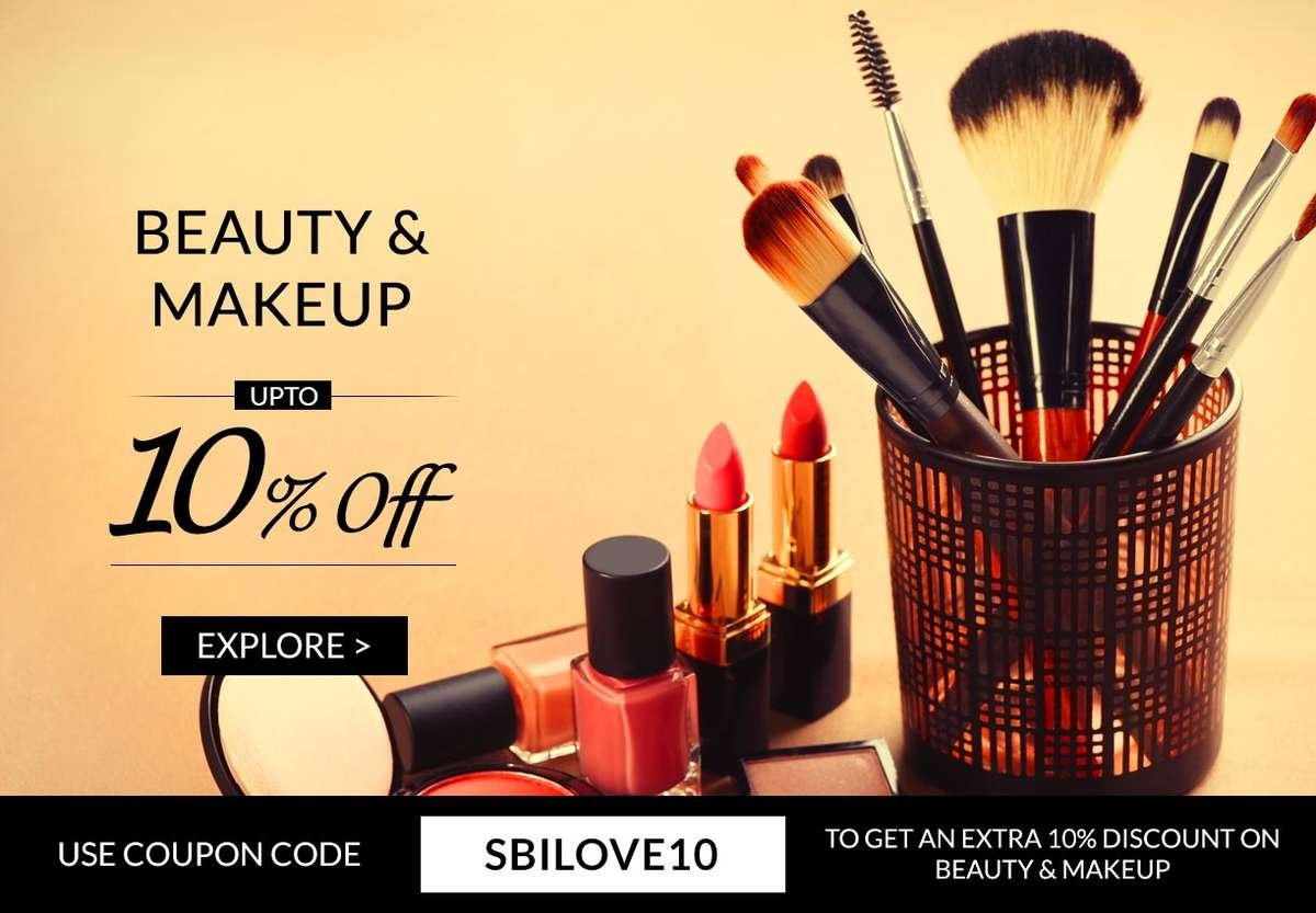 Makeup coupons
