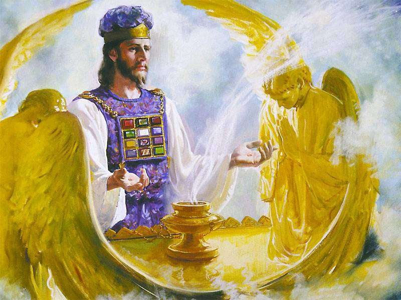 Everything You Ever Wanted to know about Melchizedek