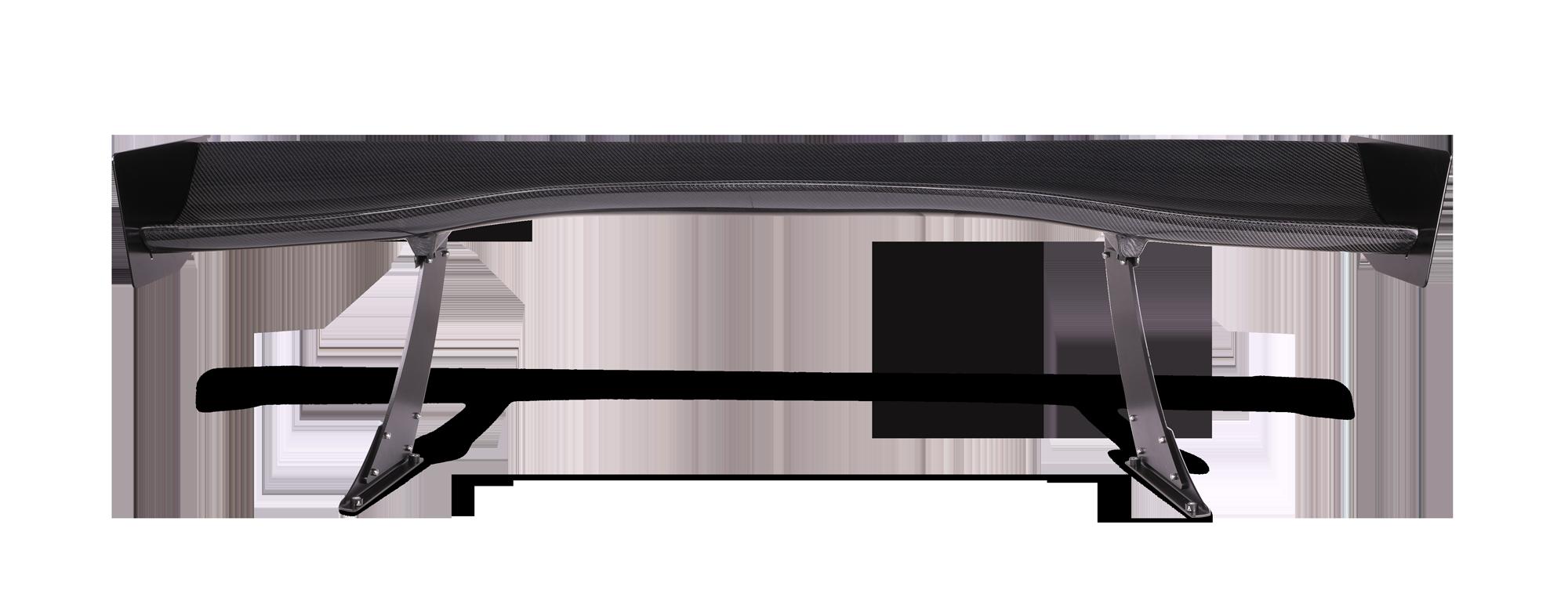 1850mm gt wing carbon fiber
