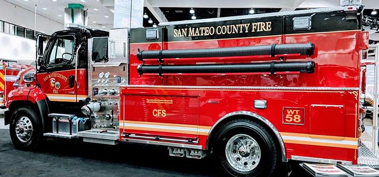 CAL Fire WT58