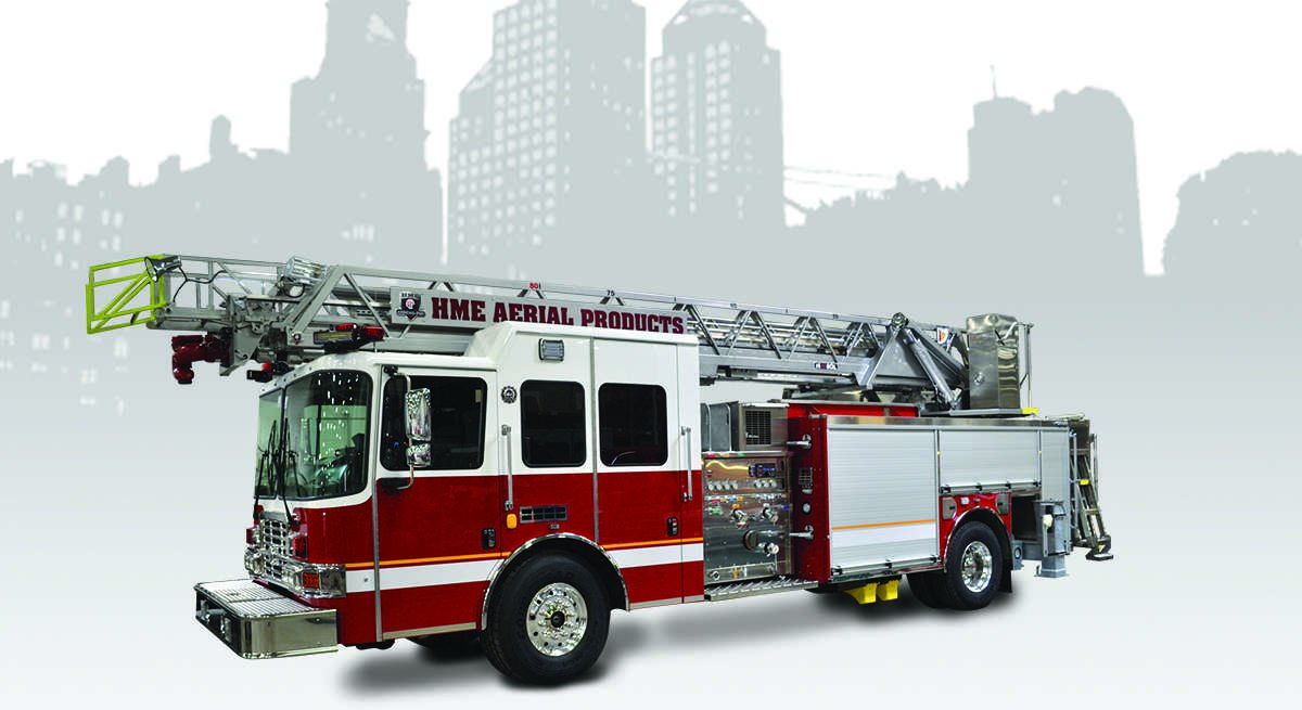 80 foot ladder fire truck