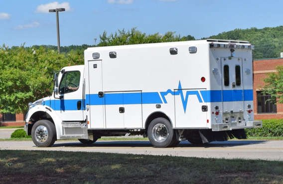 excellance type 1 ambulance