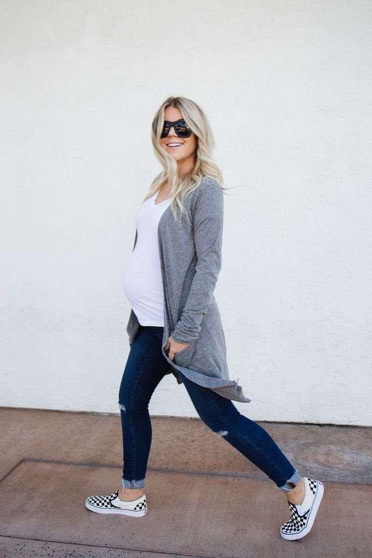 Maternity Wardrobe Essentials for Winter