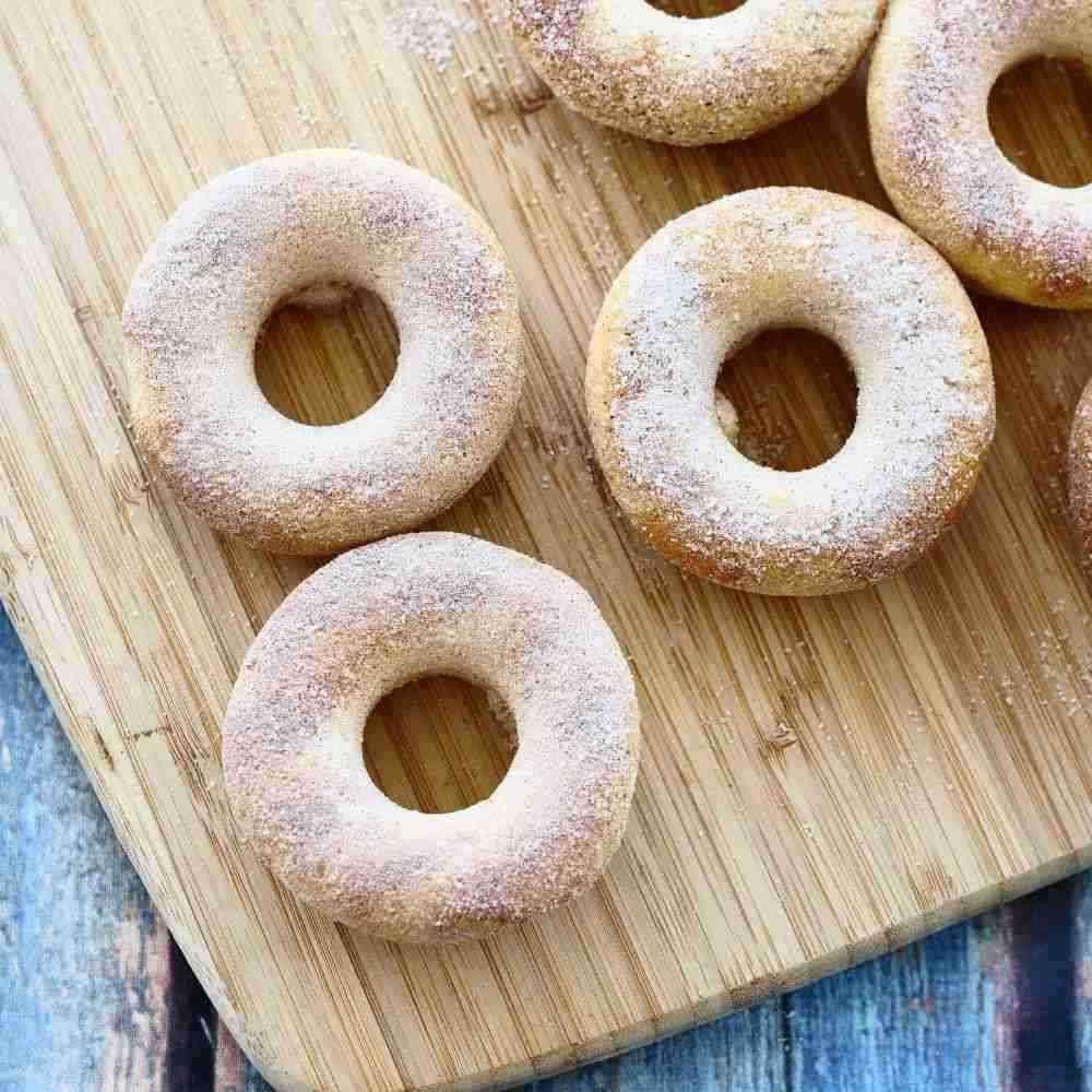 doughnut molds Thermomix