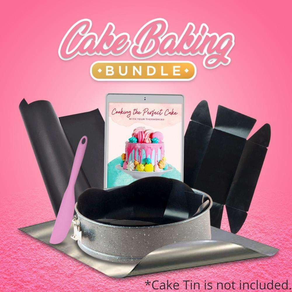 cake baking liners Thermomix