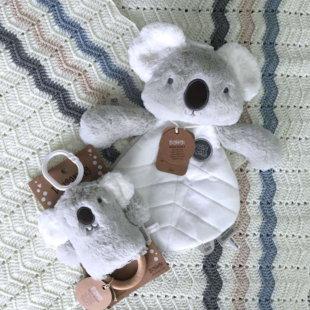 Koala Dingaring and Comforter Set