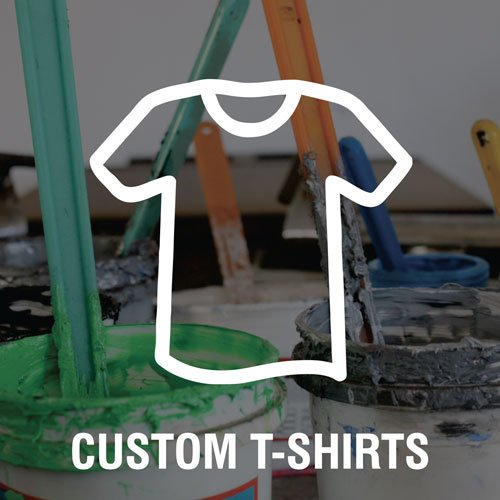 custom t shirts icon