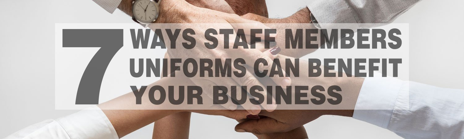staff uniforms for your small business miami