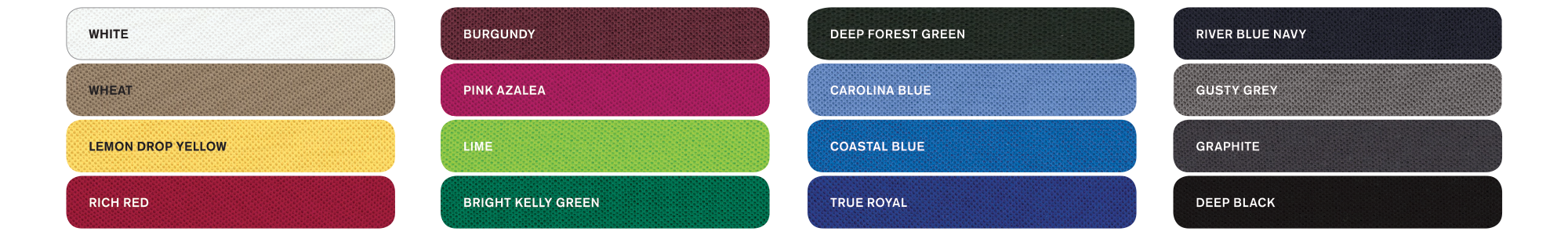 core classic pique polo colors