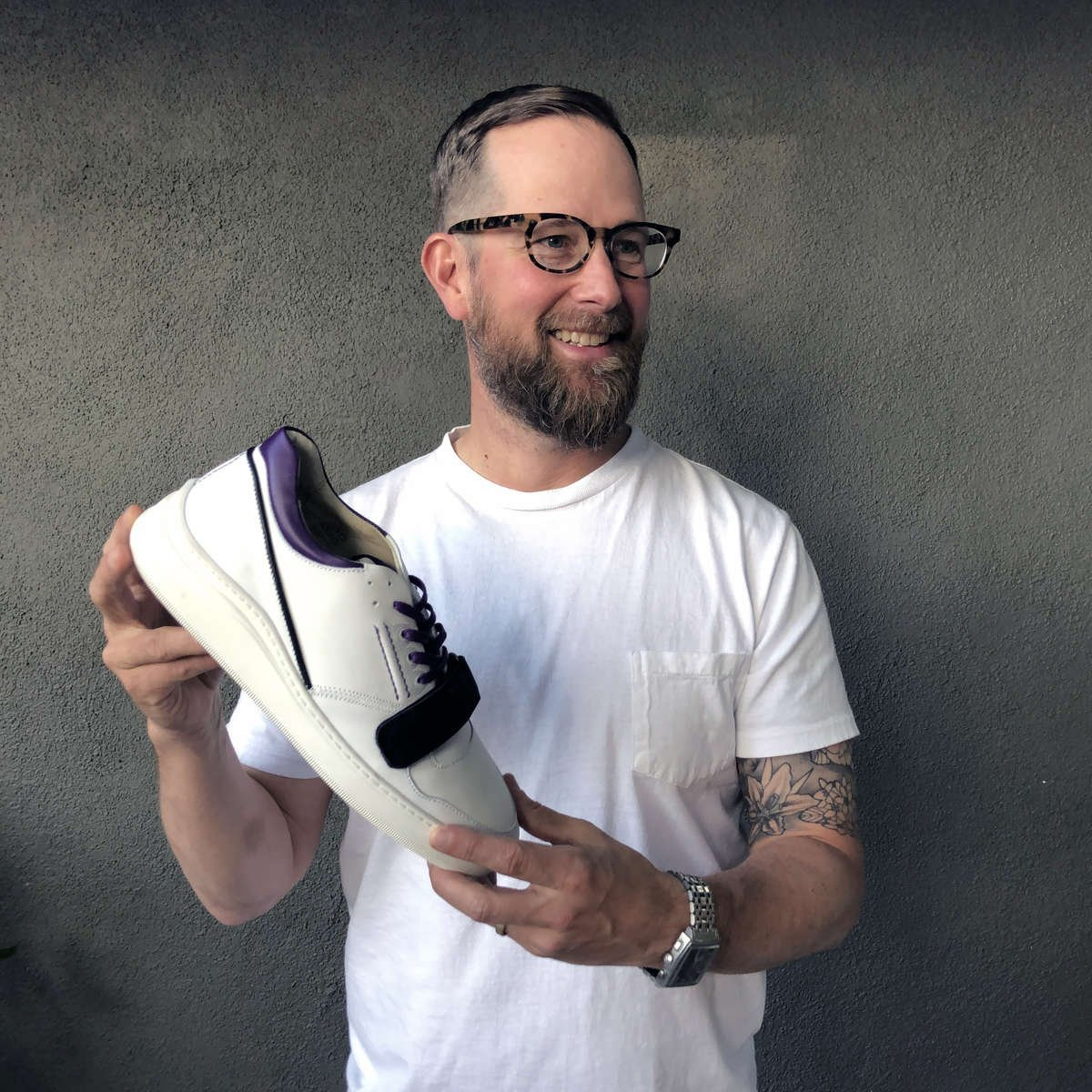 Premium sneakers founder and CEO Eric Sarin