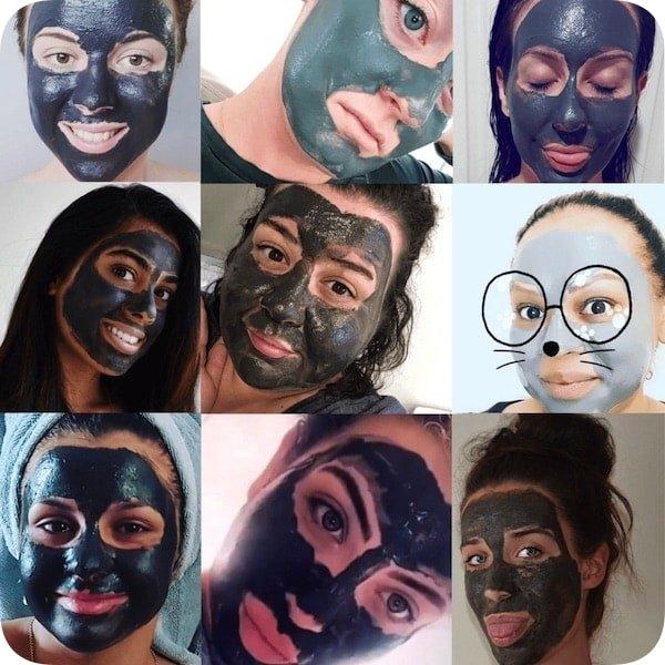 Australian Charcoal Face Mask