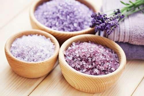 Bath Salt Muscle Soak