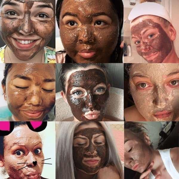 Moisturising Face Mask