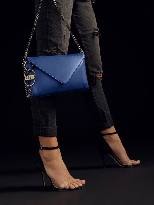 cobalt LA anti-theft Offero handbag