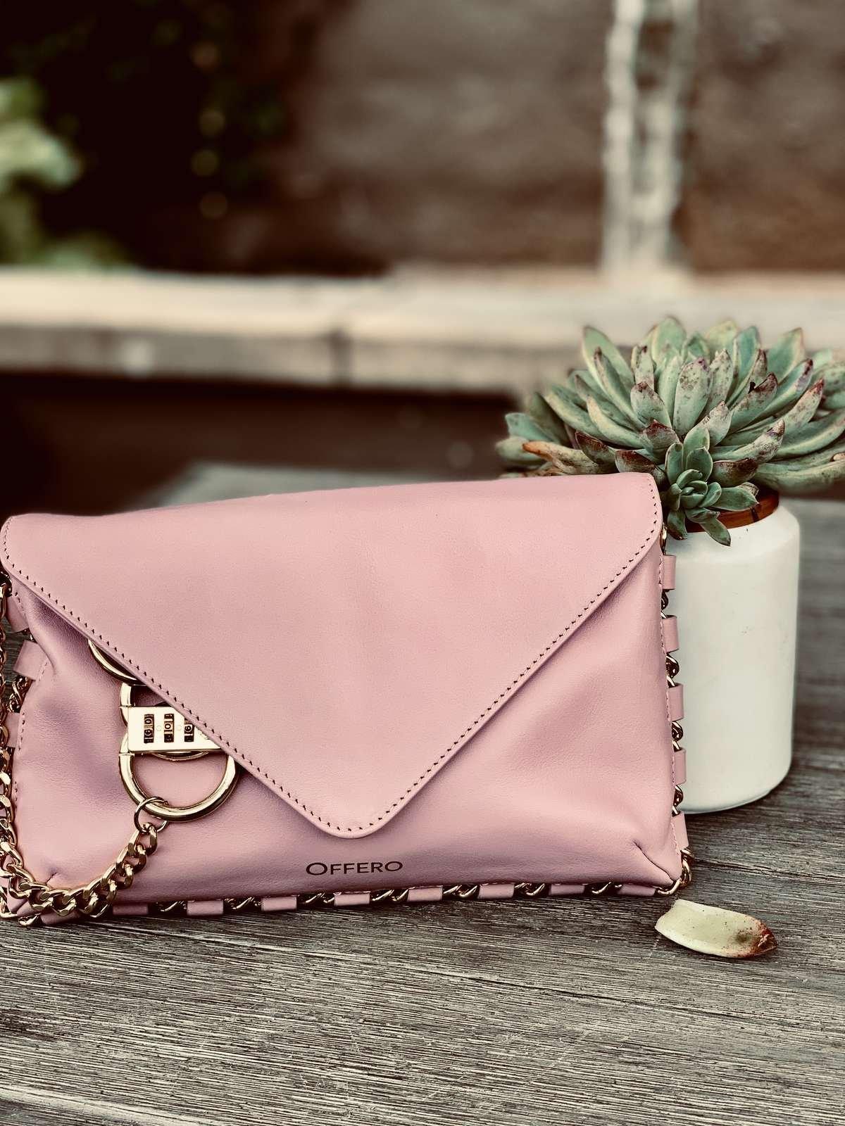 LA anti-theft handbag