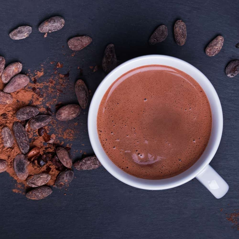 Keto Chocolate Drink