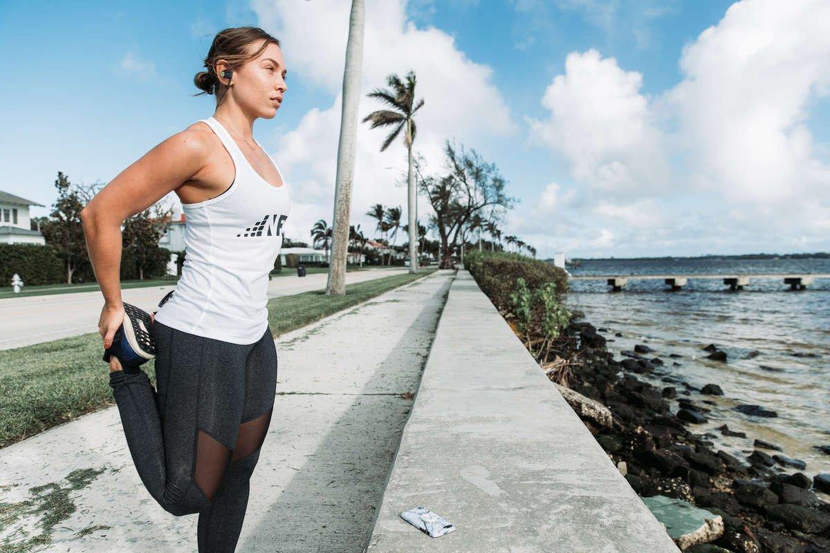 Nicole Mejia NF Sports Ambassador