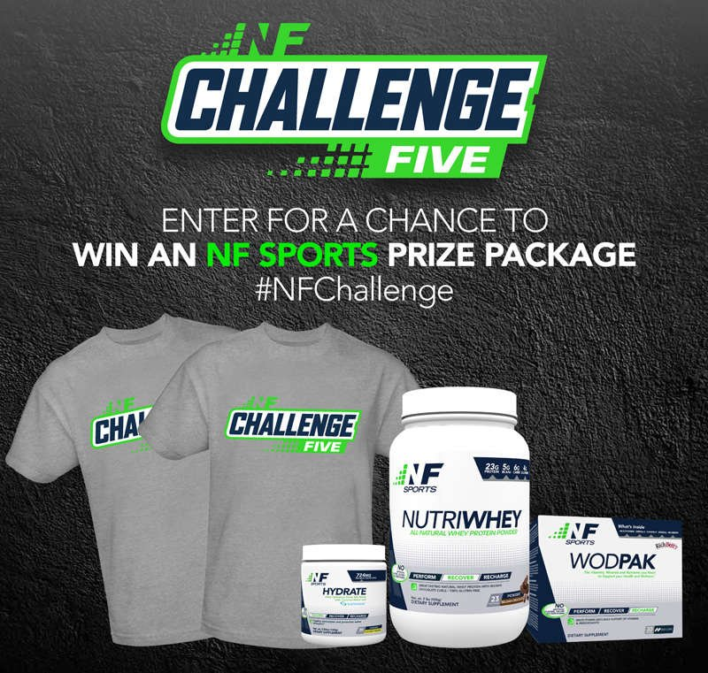 nf challenge prize pack