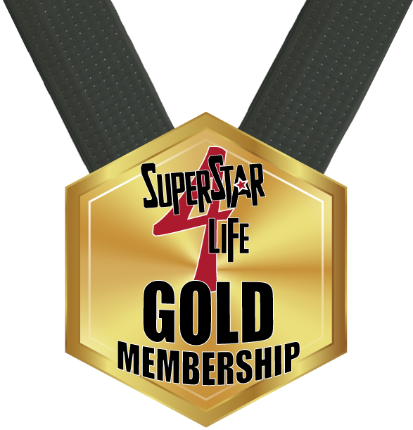SuperStar4Life Gold Membership