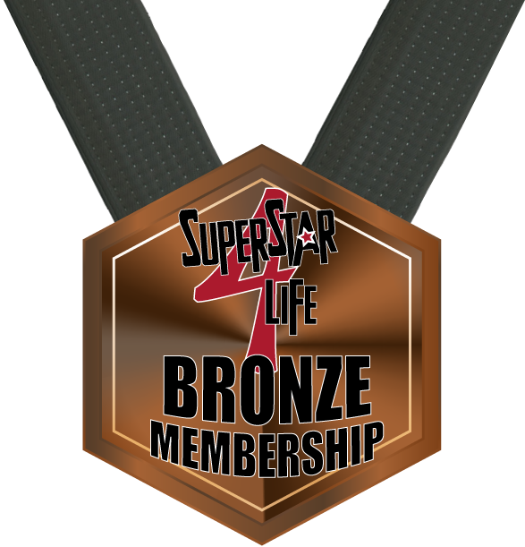 SuperStar4Life Bronze Membership