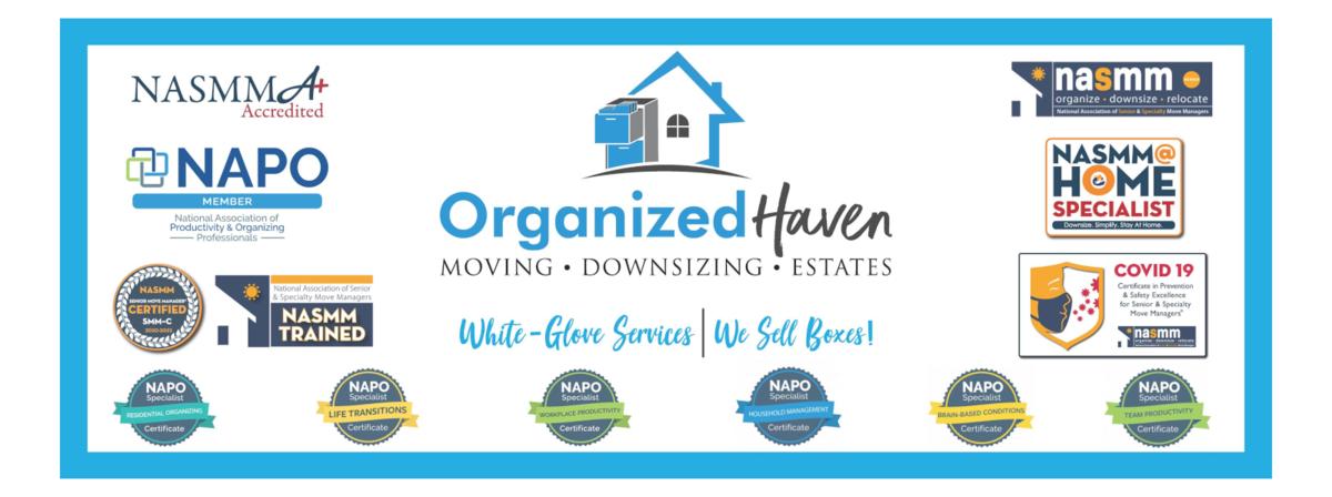 Organized Haven - NASMMA+ Accredited Lakeland Florida