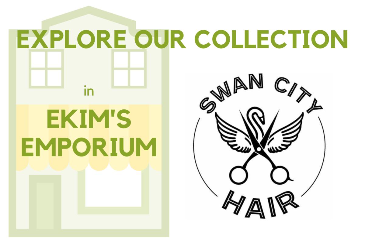 Swan City Hair Collection - Ekim's Place Lakeland