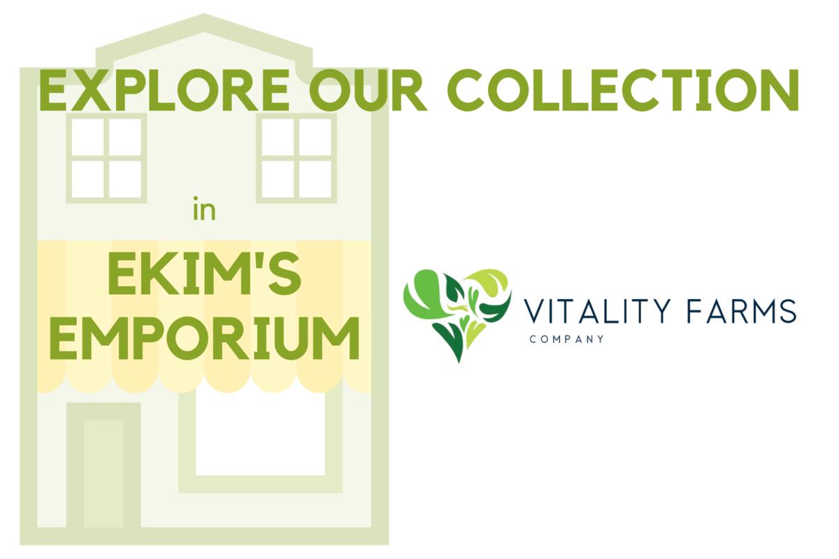 Explore Our Collection in Ekim's Emporium