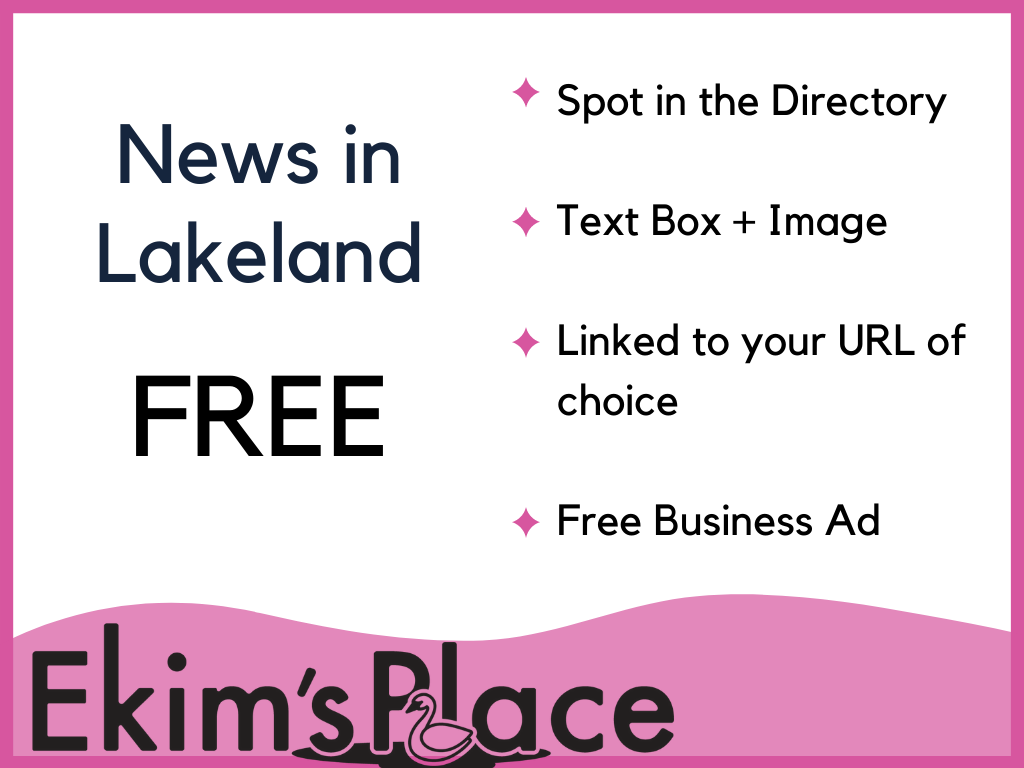 FREE News in Lakeland Directory - Media Outlets Reporting all Things Lakeland