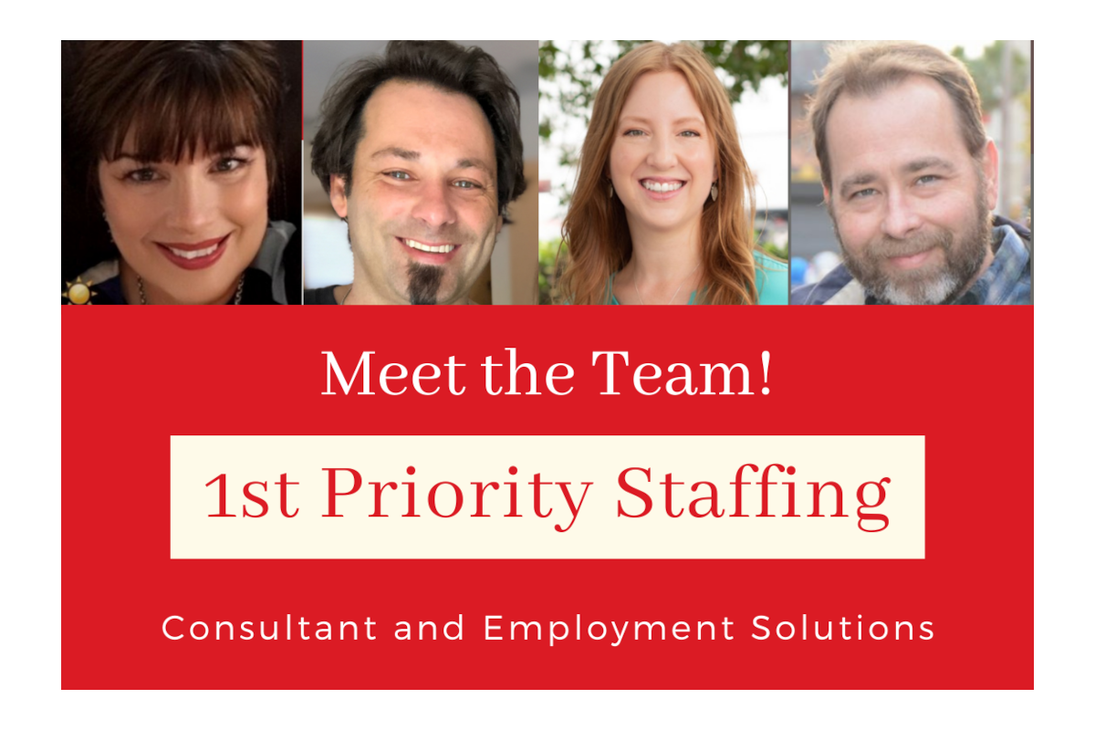 1st Priority Staffing Meet the Team