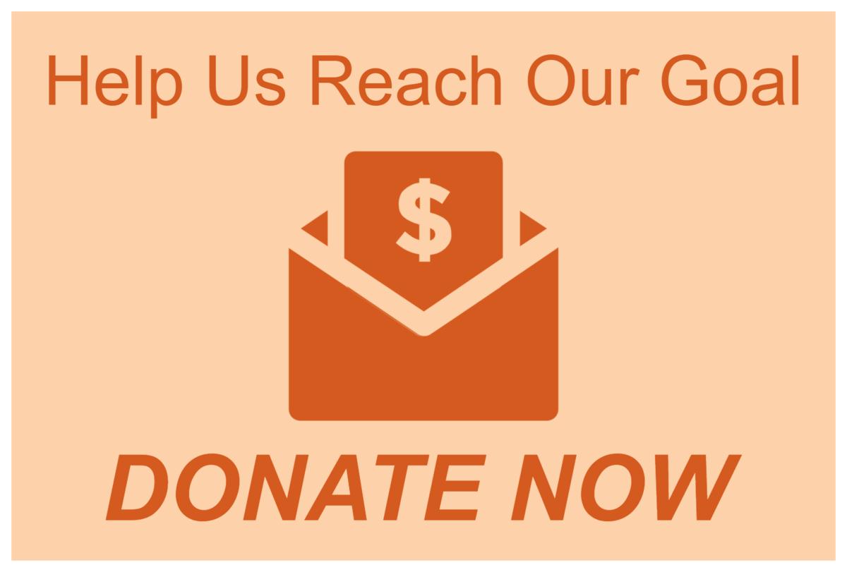 Help Us Reach Our Goal  for Ekim's Place Community Outreach Spotlight