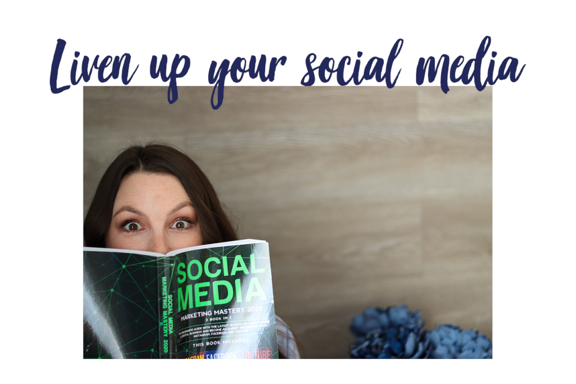 Liven up your social media with Like It Marketing