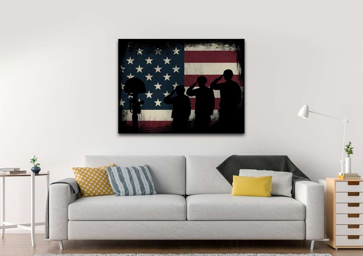 Remembering the sacrifices by the us army marines military make an impression jeuxipadfo Images