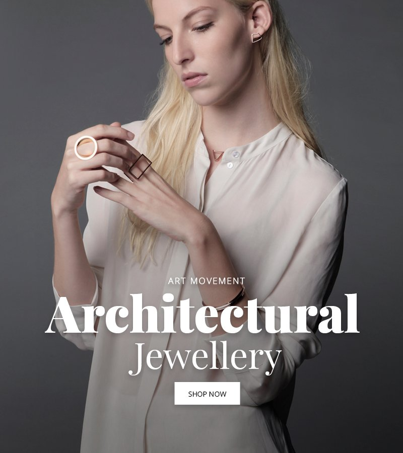 architectural jewellery