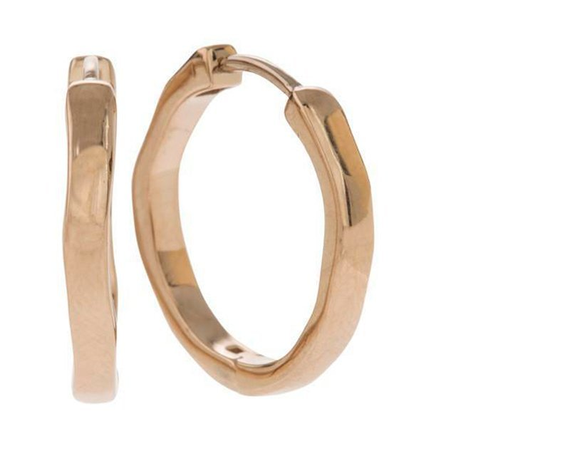 Traditional Twist Earrings - Corinne Hamak