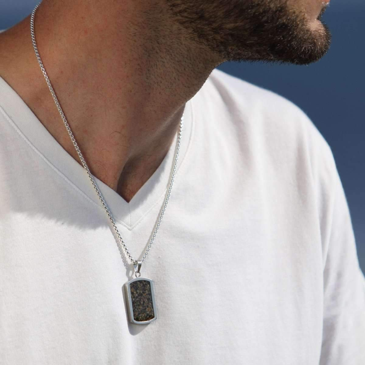 mens pendants and dogtags