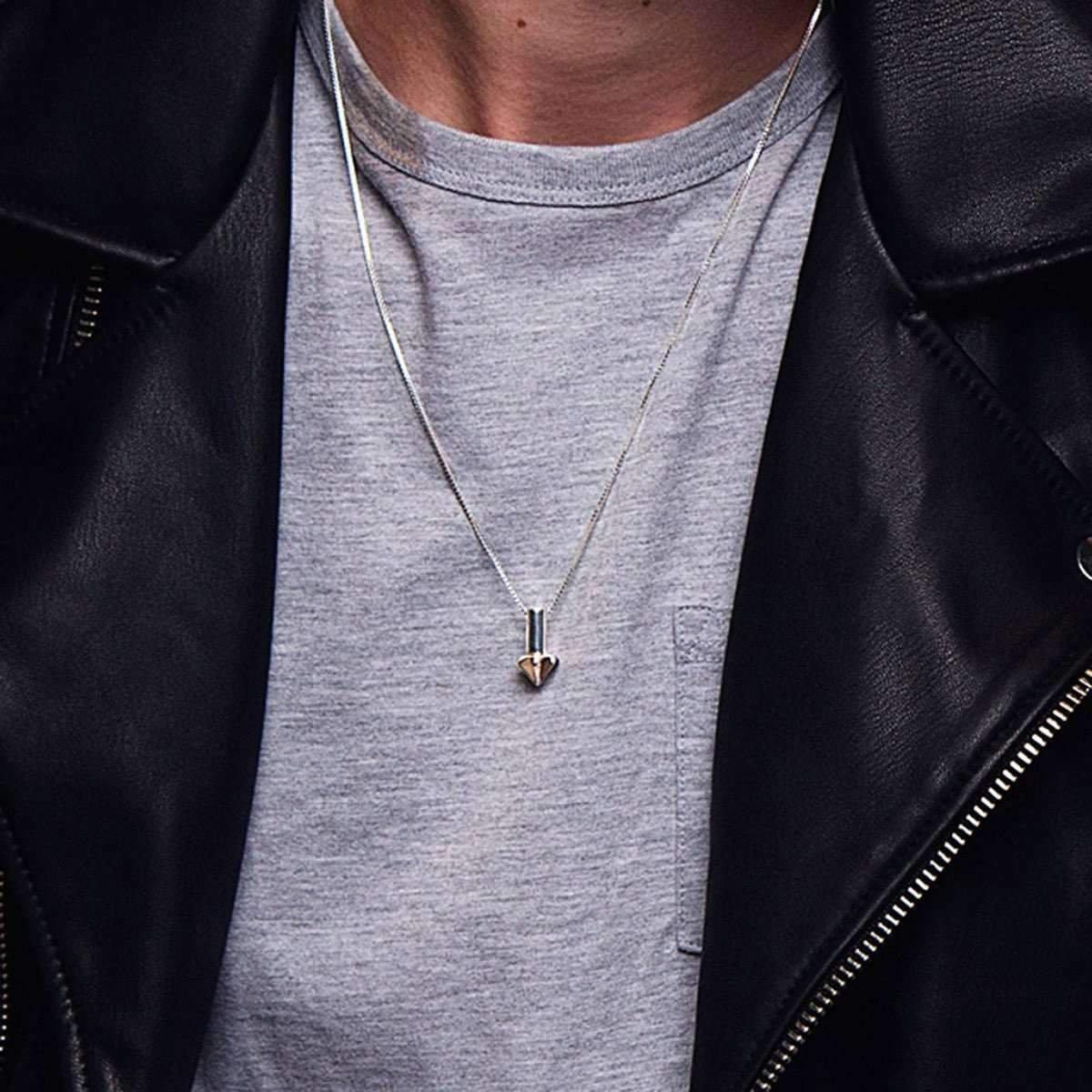 mens chain necklaces
