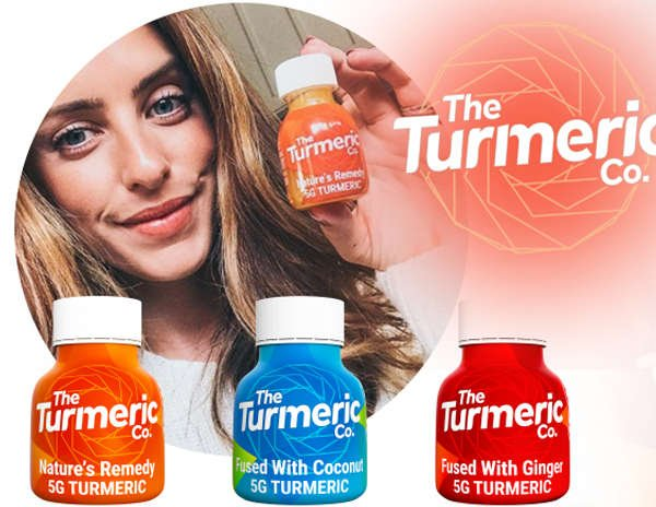 Win An Uplifting Hamper Of Nutrient Shots With The Tumeric Co.