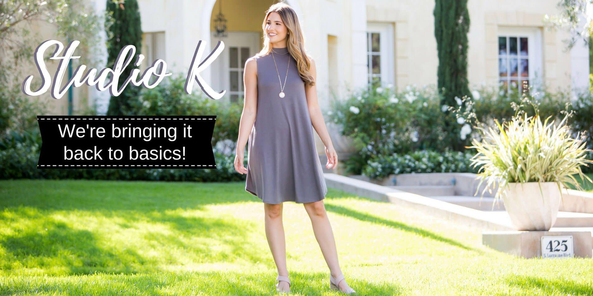 Studio K Clothing Basics