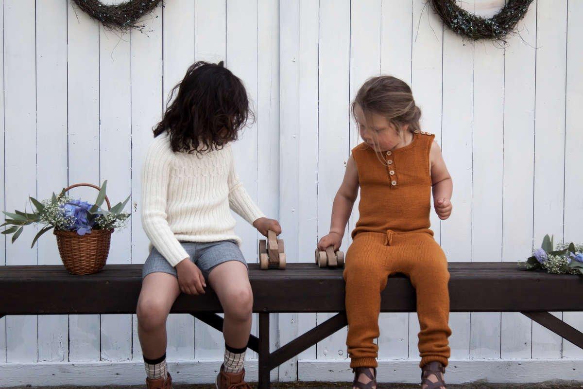 Nordic: Dansk Børnestrik