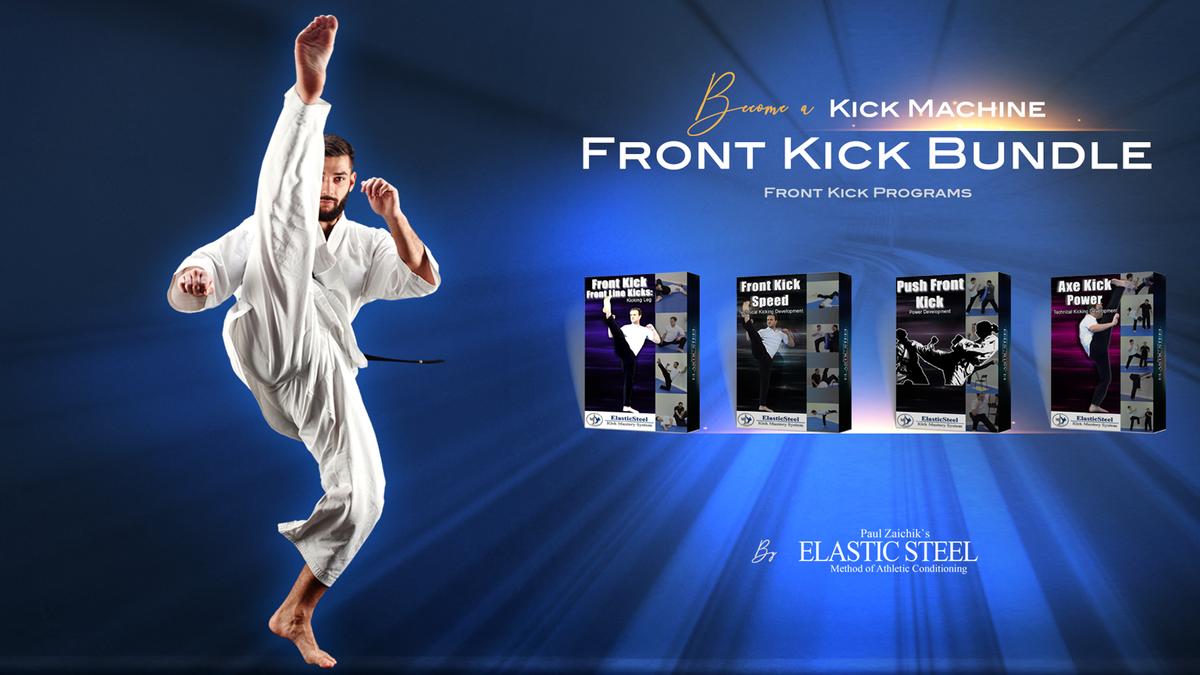 Technical Kicking Development — ElasticSteel