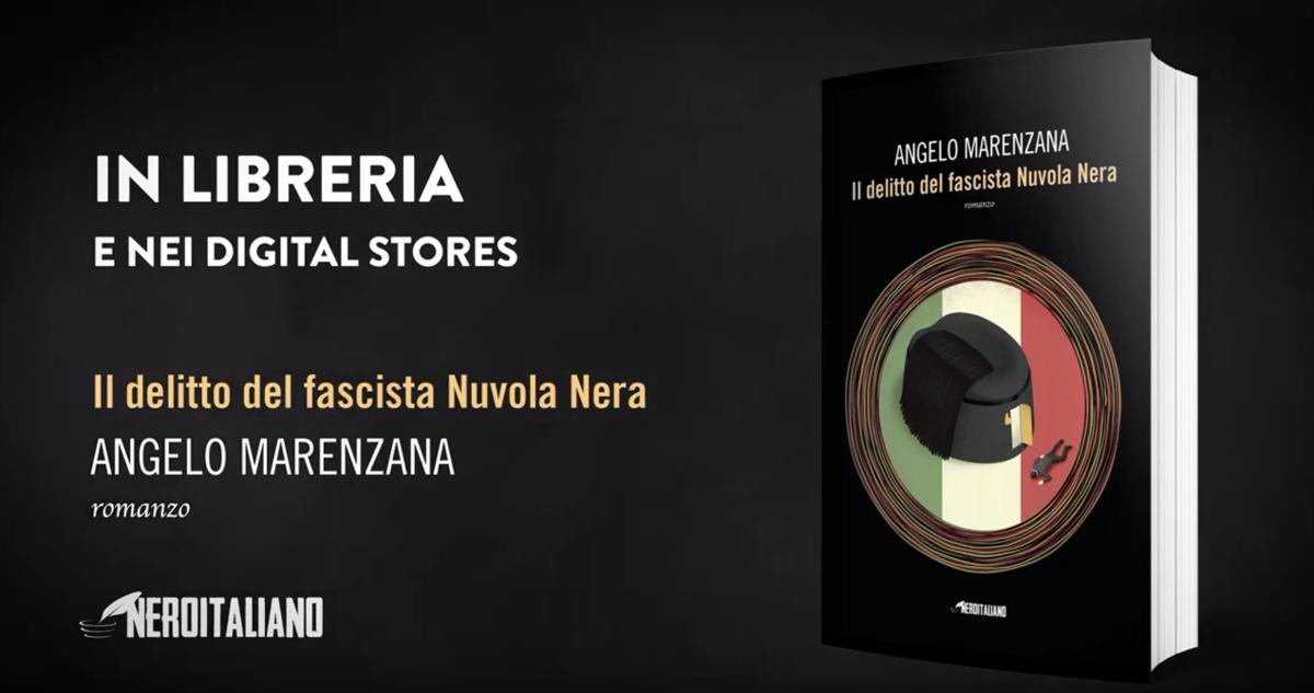 """Booktrailer """"Il delitto del fascista Nuvola Nera"""" - Angelo Marenzana"""
