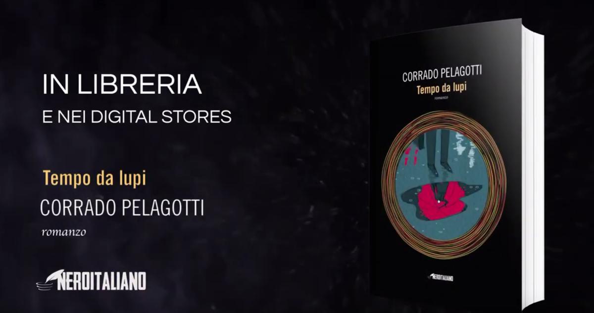 """Booktrailer """"Tempo da lupi"""" - Corrado Pelagotti"""