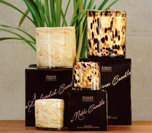 Scented Candles Perth - Apsley Australia
