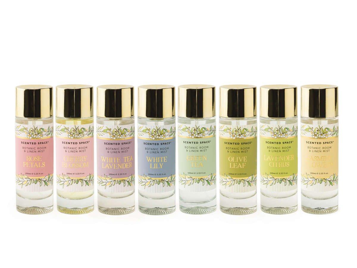 Botanical Room & Linen Sprays - Apsley Australia