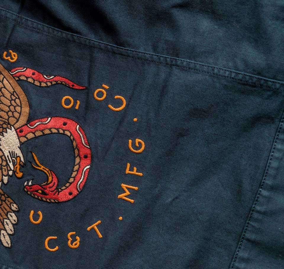 P&Co - 5 Years Wild Jacket - Provision & Co - Wild Ones Never Die