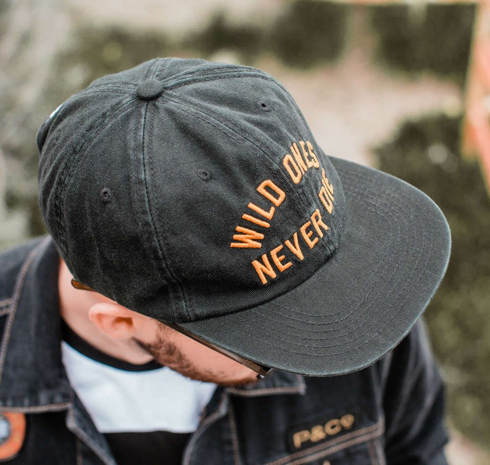 P&Co - 5 Years Wild Cap - Provision & Co - Wild Ones Never Die