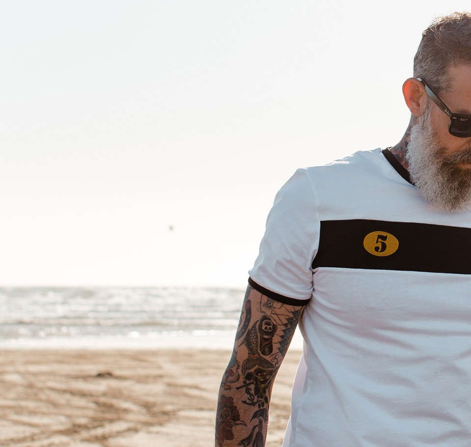 P&Co - 5 Years Wild T-shirt - Provision & Co - Wild Ones Never Die