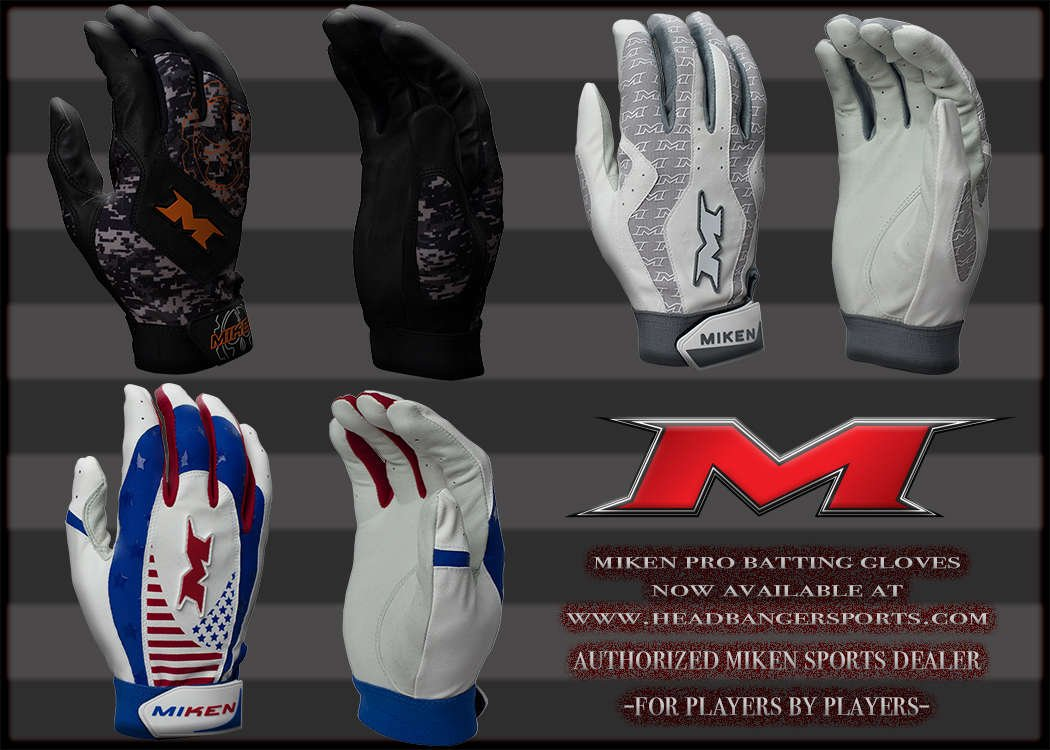 Miken Slowpitch And Accessories Hb Sports