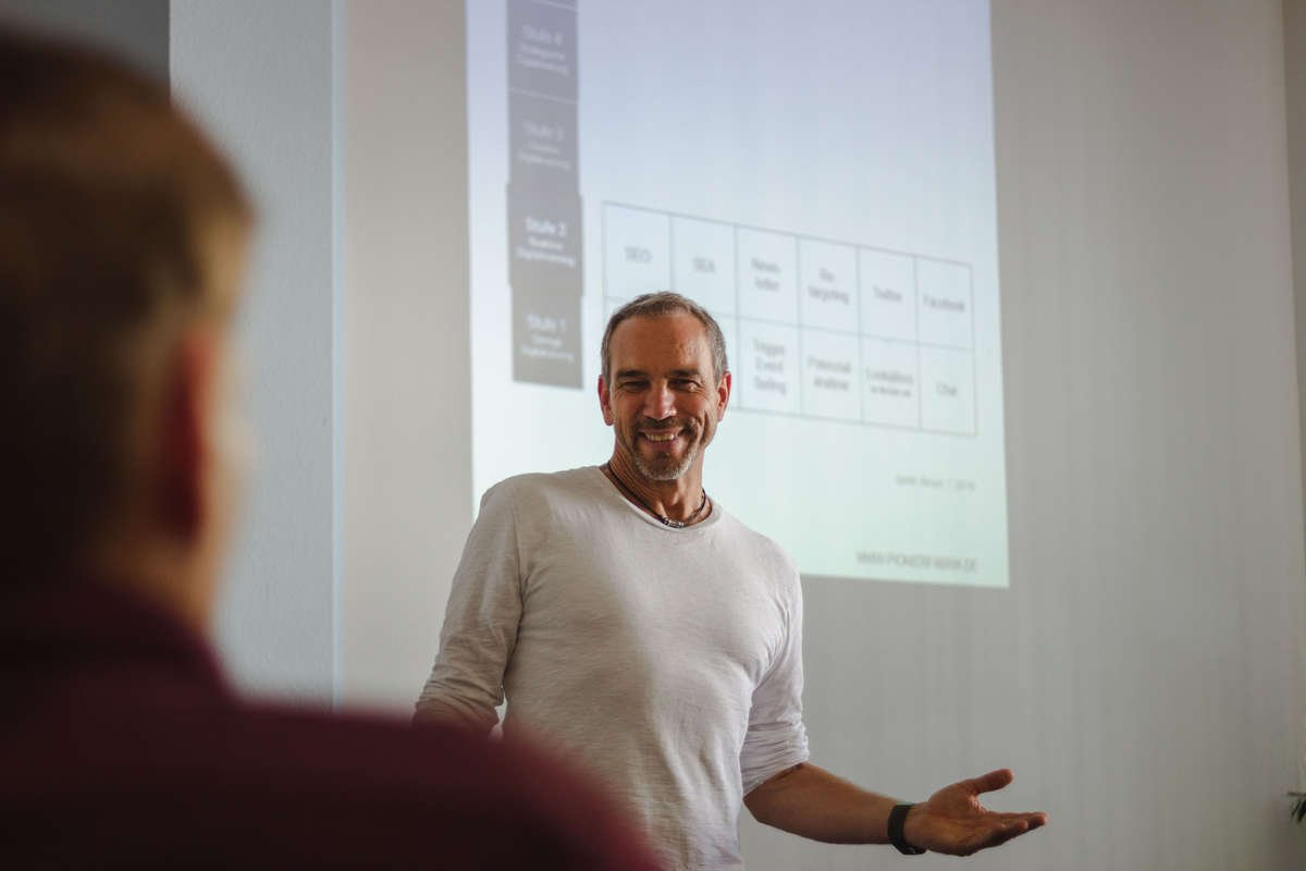 Sales Inspiration by Harald Klein: Begeisterung für B2B Vertrieb seit 21 Jahren