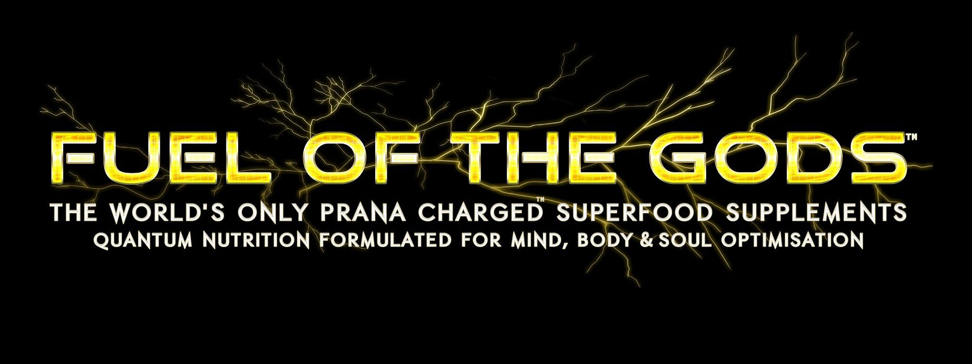 fuel of the gods prana charged superfood supplements
